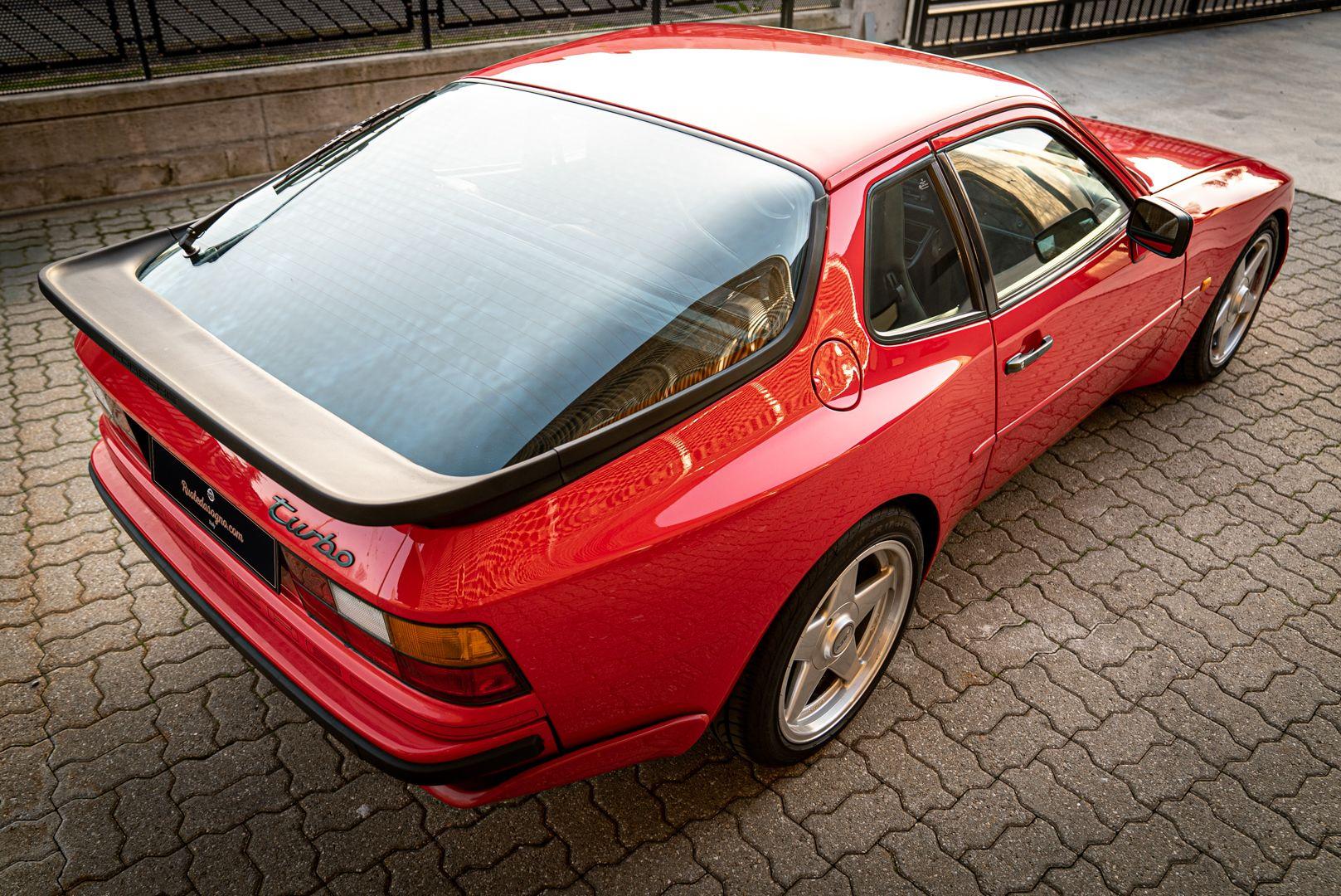 1988 Porsche 944 Turbo S Spec 62106