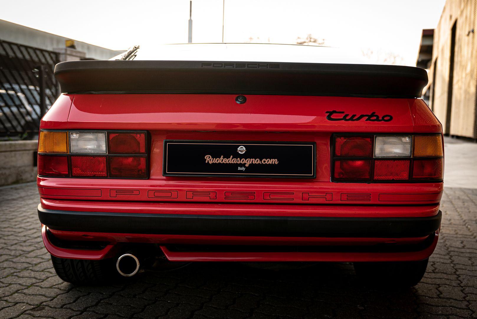 1988 Porsche 944 Turbo S Spec 62115