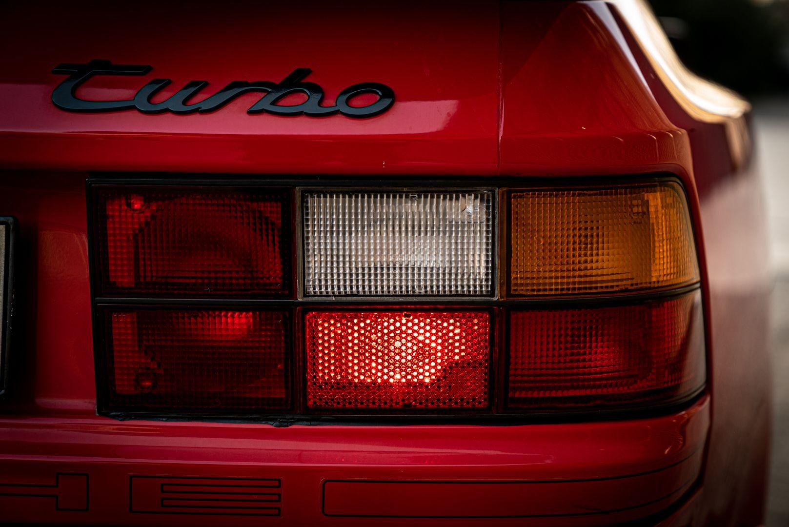 1988 Porsche 944 Turbo S Spec 62123
