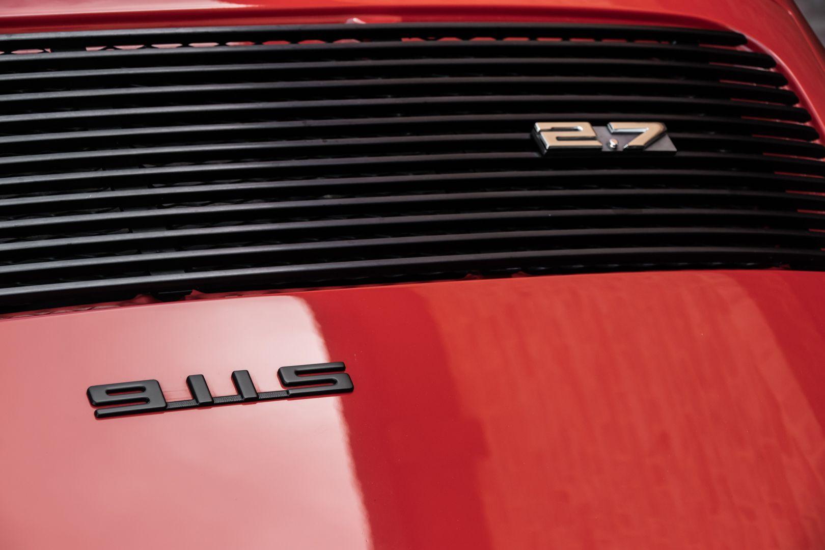 1974 Porsche 911 S 2.7 Targa 69641