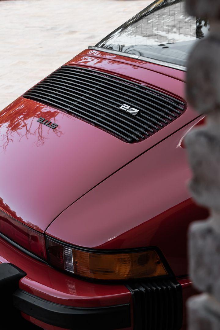 1974 Porsche 911 S 2.7 Targa 69636
