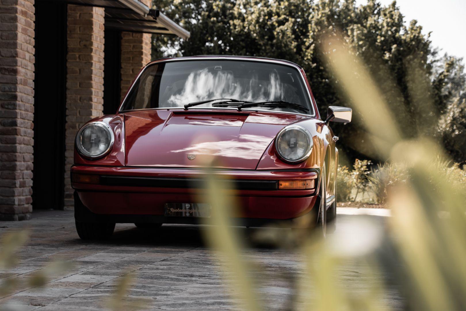 1974 Porsche 911 S 2.7 Targa 69623