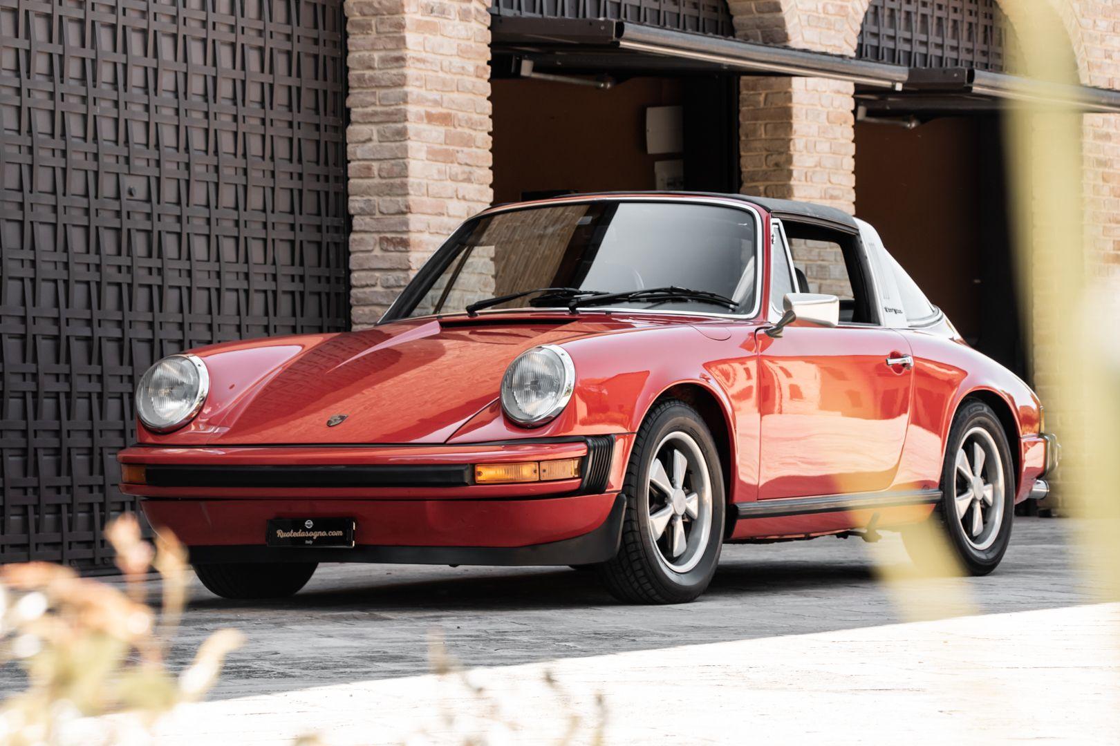 1974 Porsche 911 S 2.7 Targa 69620