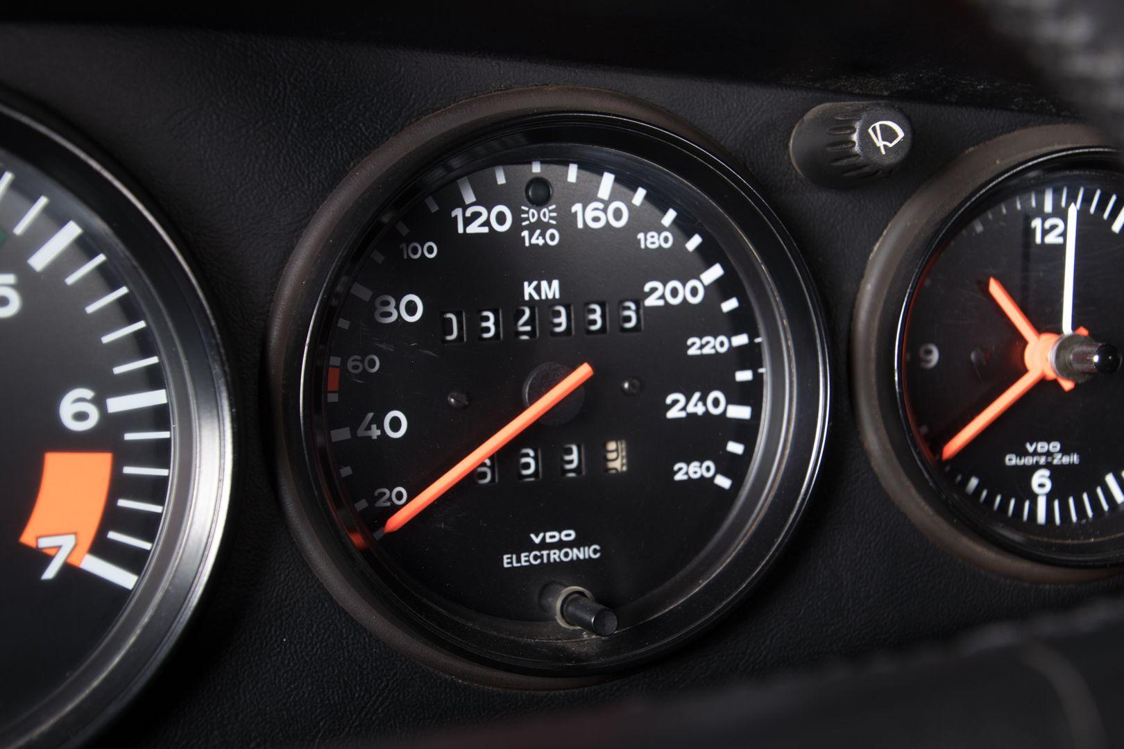 1989 Porsche Speedster 911 20769