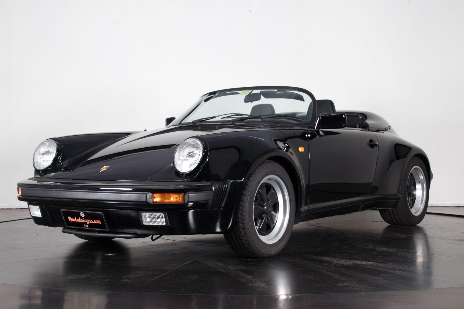 1989 Porsche Speedster 911 20775
