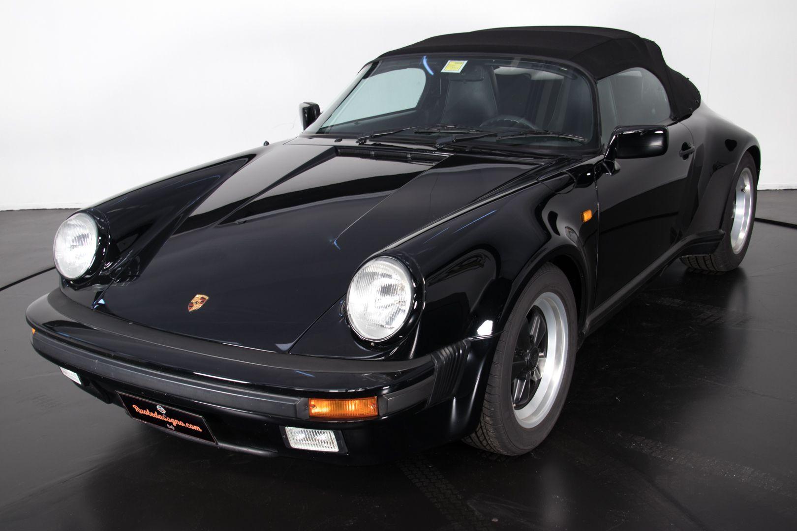 1989 Porsche Speedster 911 20756