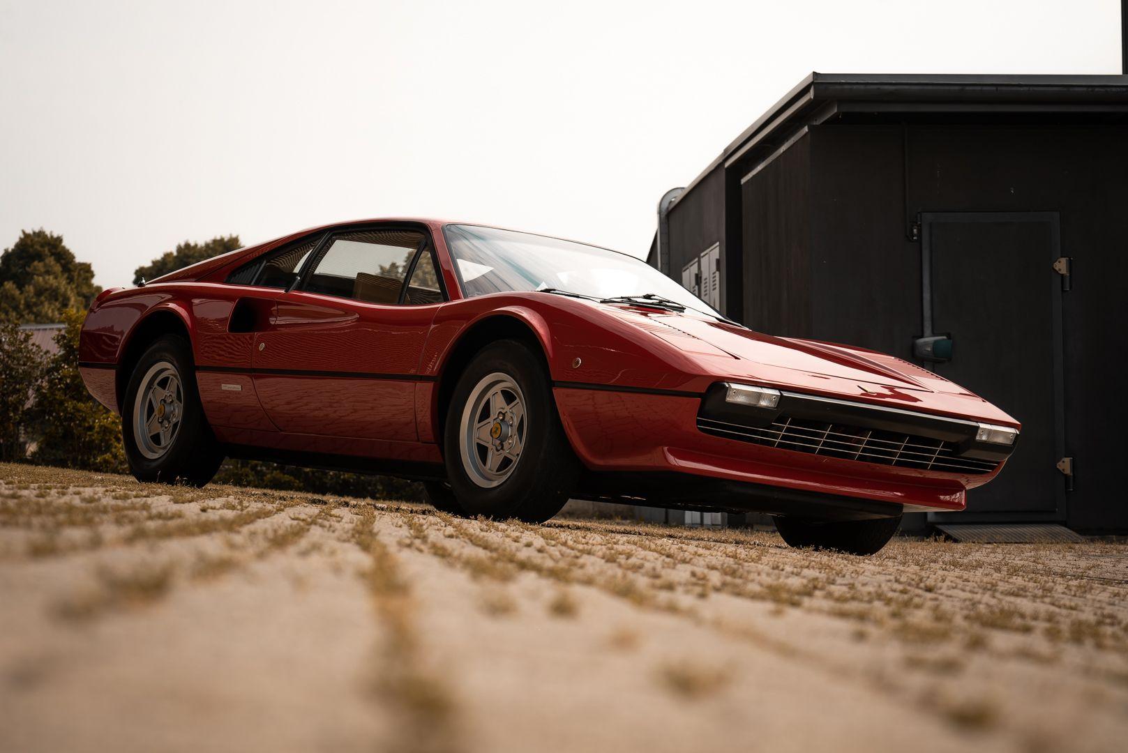 1976 Ferrari 308 GTB Vetroresina 74029