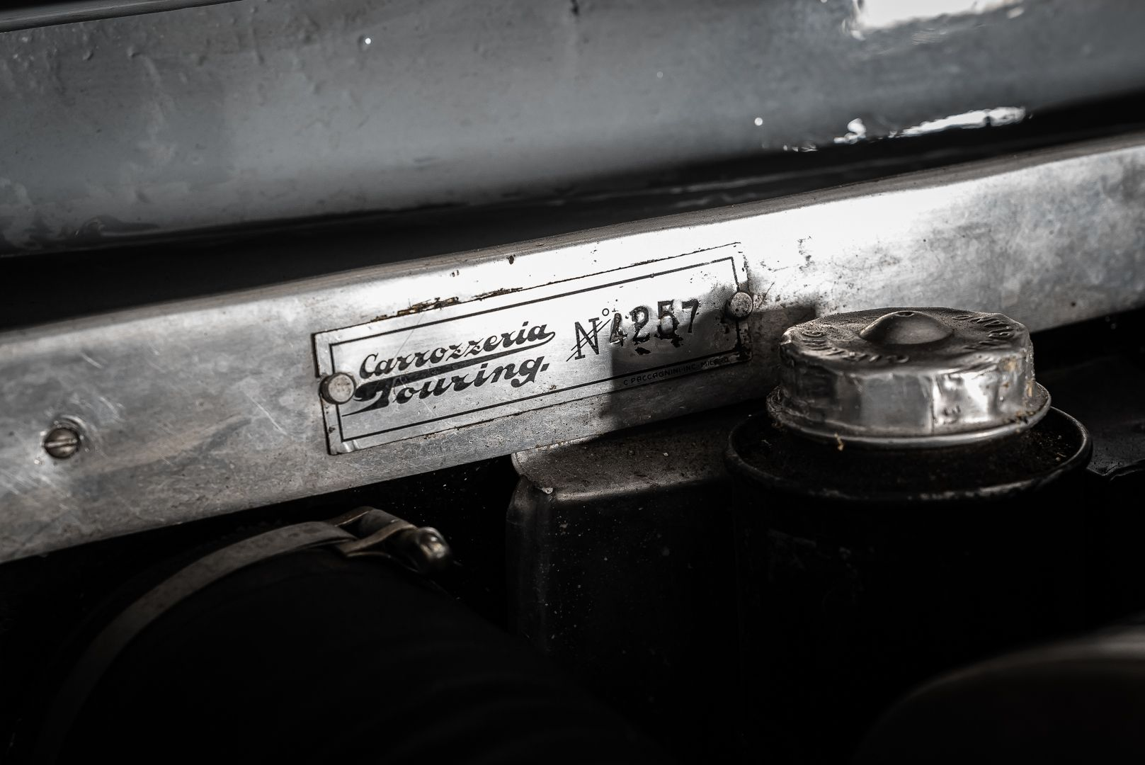1954 Alfa Romeo 1900 C Super Sprint 73078