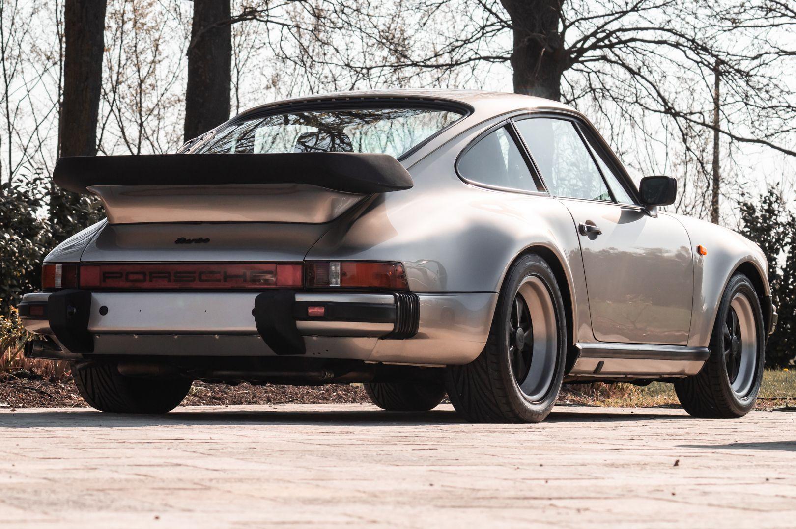 1985 Porsche 930 Turbo 66469