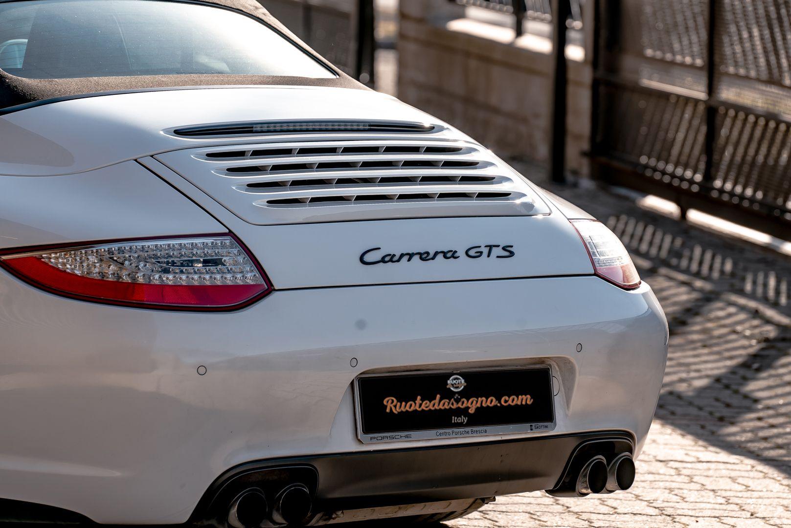 2011 PORSCHE 997 CARRERA GTS 60764