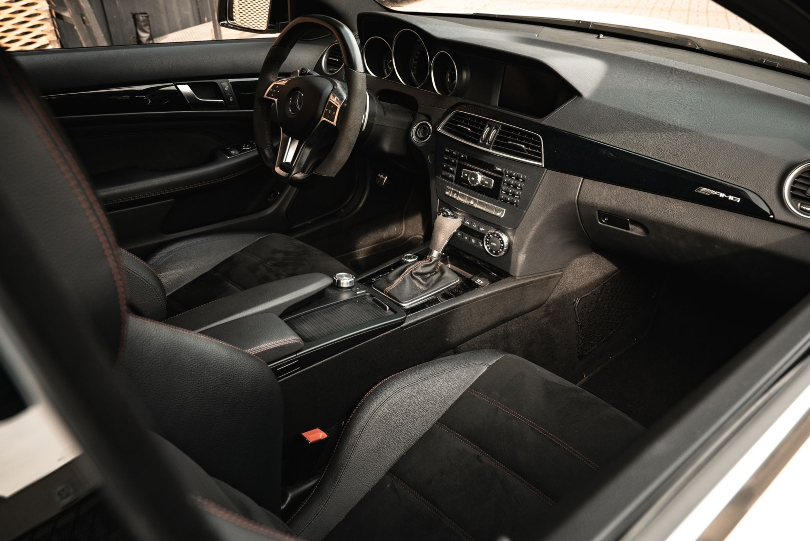 2012 Mercedes-Benz C63 AMG Black Series 71788