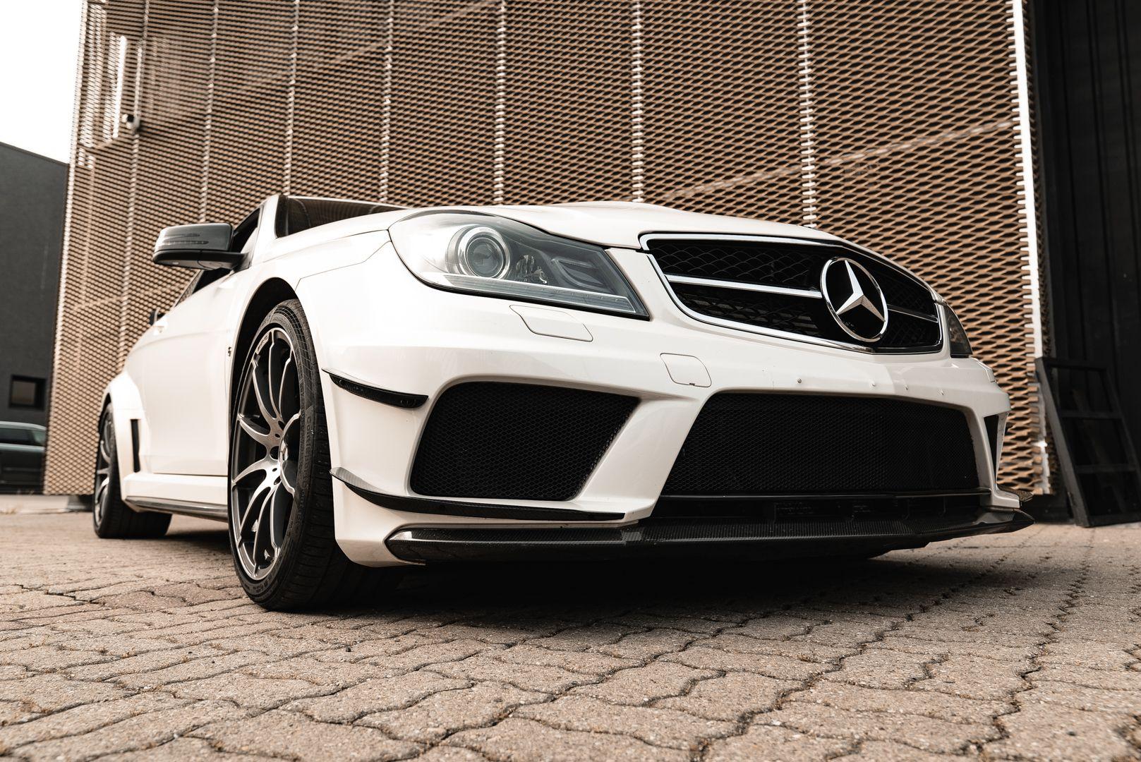 2012 Mercedes-Benz C63 AMG Black Series 71761