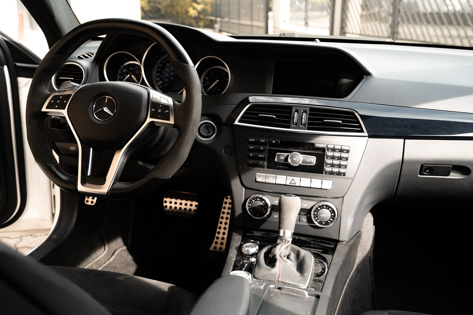 2012 Mercedes-Benz C63 AMG Black Series 71786