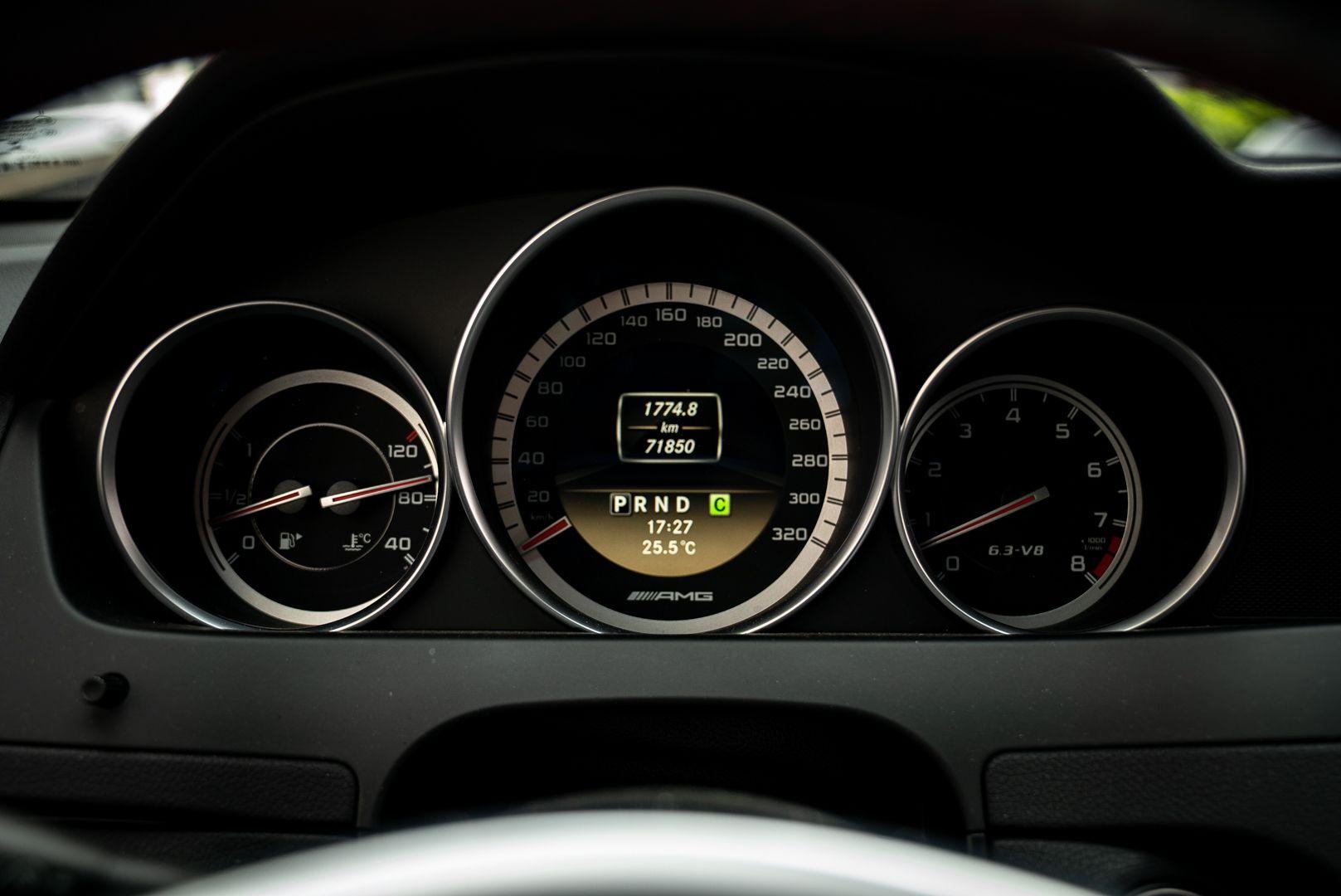 2012 Mercedes-Benz C63 AMG Black Series 71805