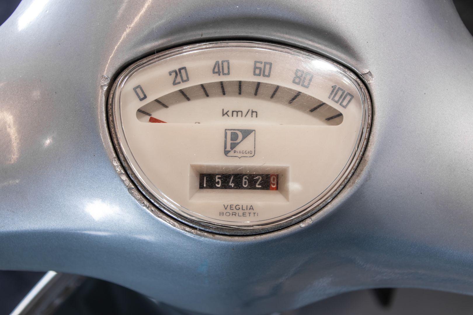 1965 Piaggio Vespa 125 VMA 78336