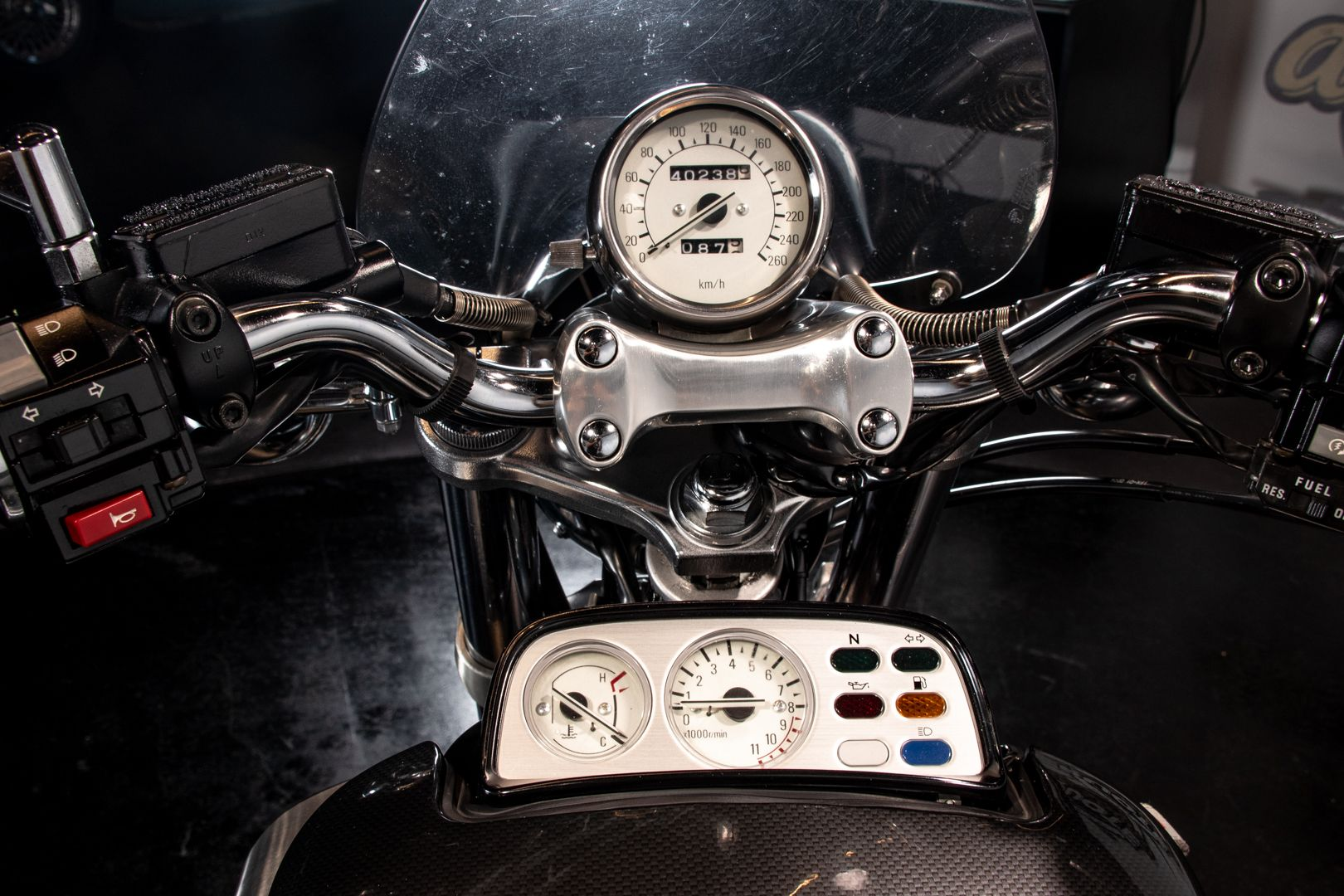 2001 Yamaha V MAX 73453