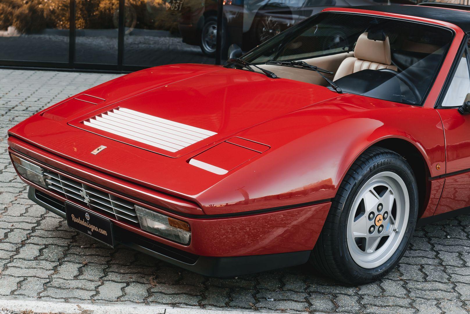 1988 FERRARI 208 GTS TURBO INTERCOOLER 75377