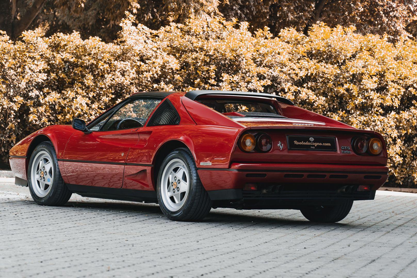 1988 FERRARI 208 GTS TURBO INTERCOOLER 75382