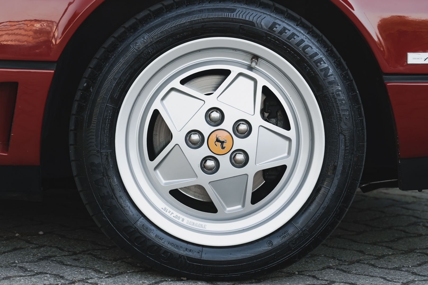 1988 FERRARI 208 GTS TURBO INTERCOOLER 75420