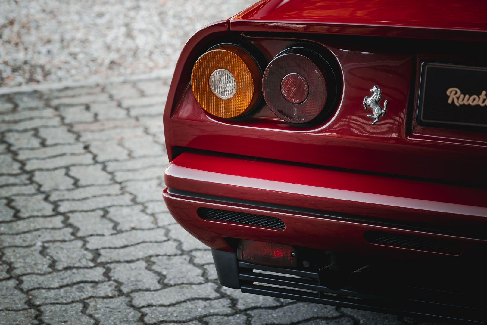 1988 FERRARI 208 GTS TURBO INTERCOOLER 75384
