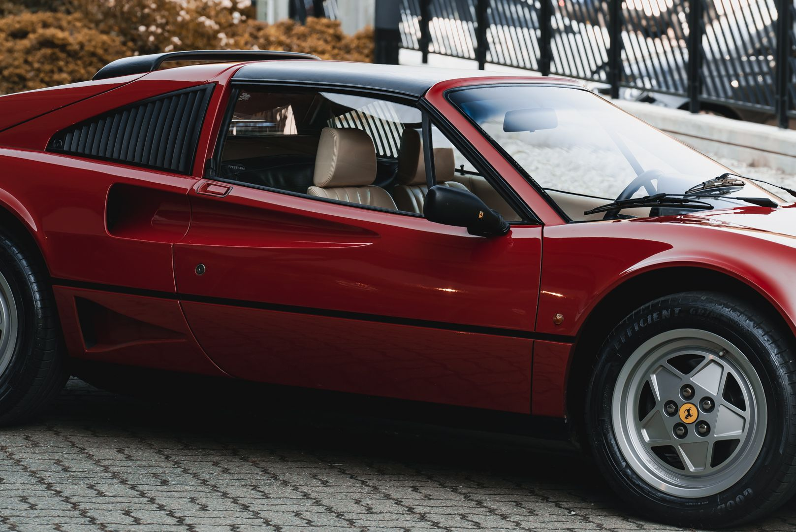 1988 FERRARI 208 GTS TURBO INTERCOOLER 75423