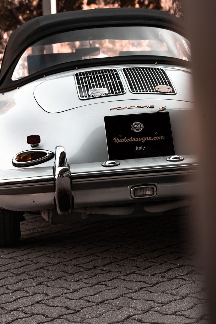 1963 Porsche 356 B 1600 S Cabriolet 76219