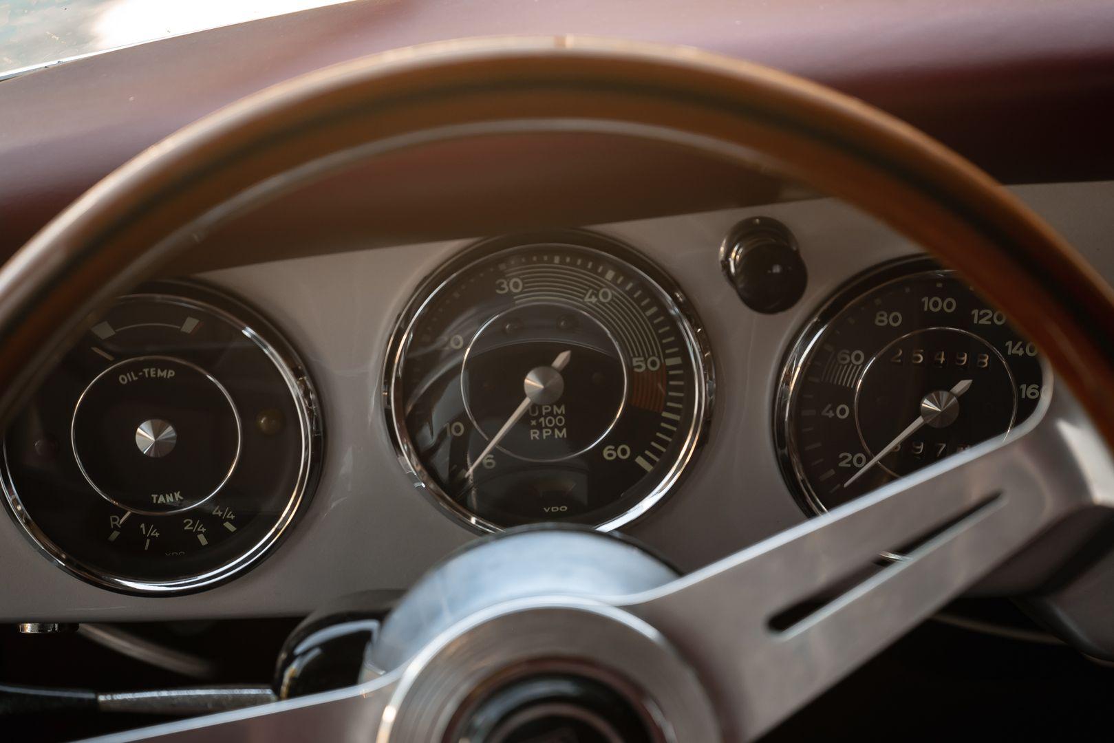 1963 Porsche 356 B 1600 S Cabriolet 76238