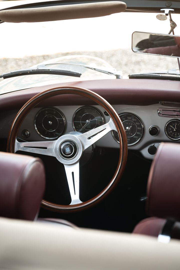 1963 Porsche 356 B 1600 S Cabriolet 76254