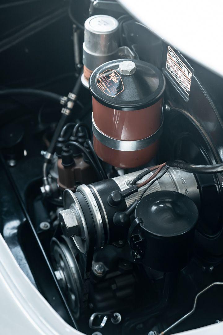 1963 Porsche 356 B 1600 S Cabriolet 76265