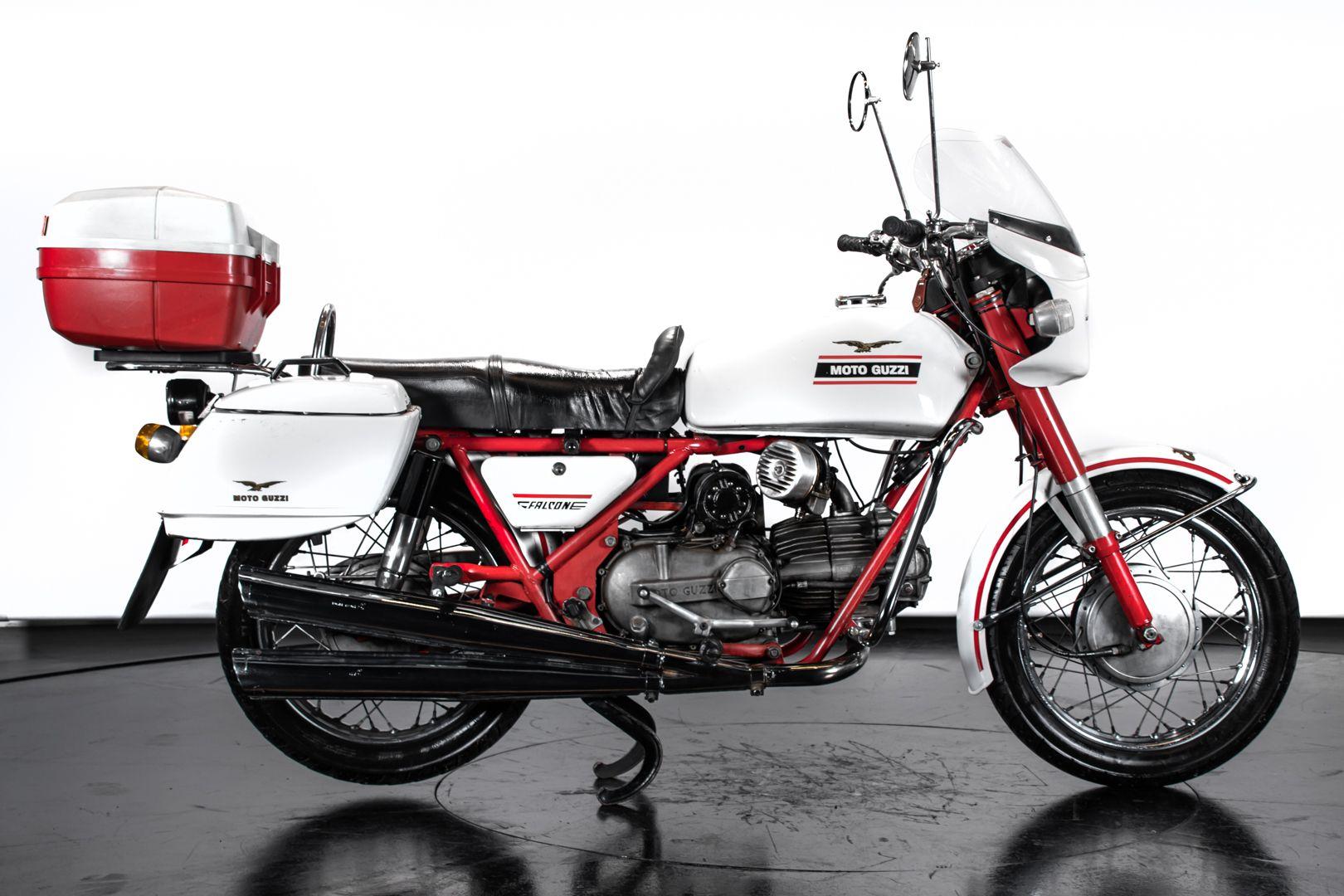 1972 Moto Guzzi Falcone 78938