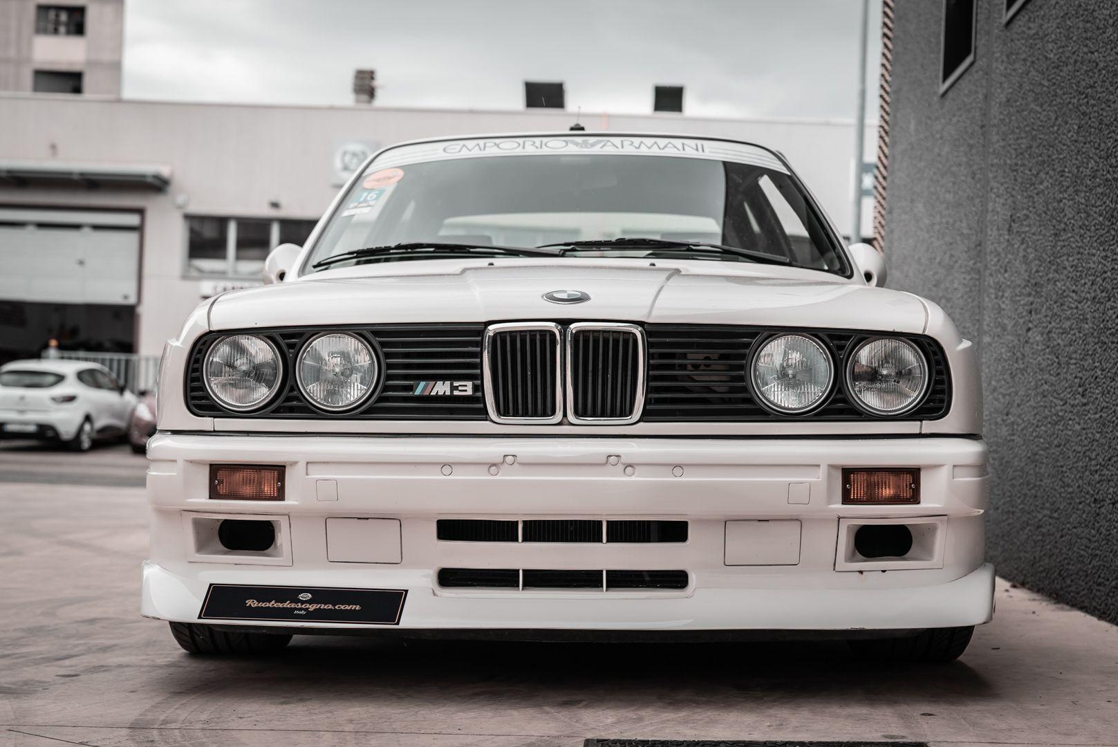 1987 BMW M3 E30 77860