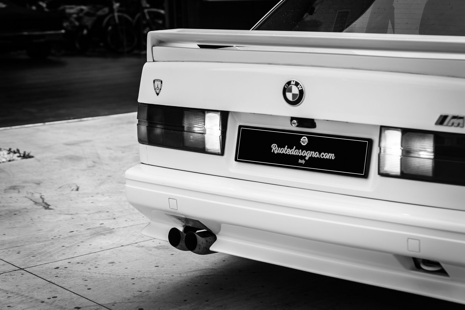 1987 BMW M3 E30 77872
