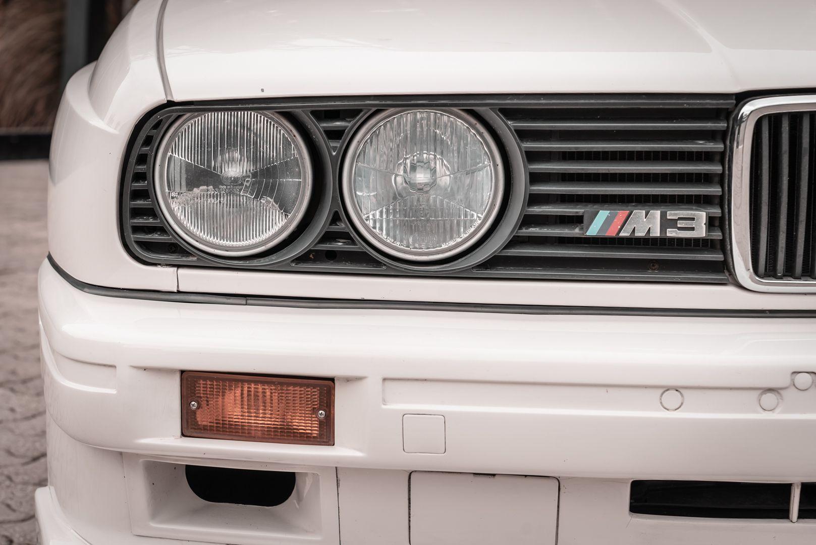 1987 BMW M3 E30 77876
