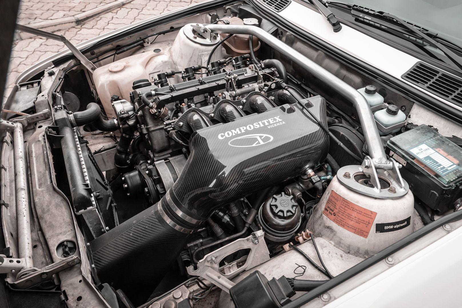 1987 BMW M3 E30 77921