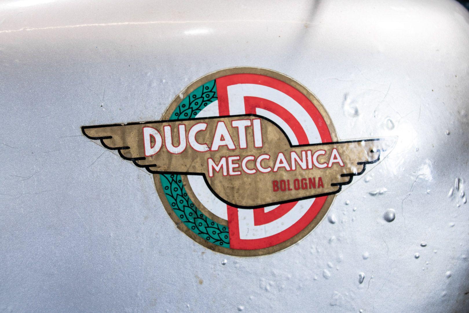 1960 Ducati Mach 1 Corsa NCR 82213