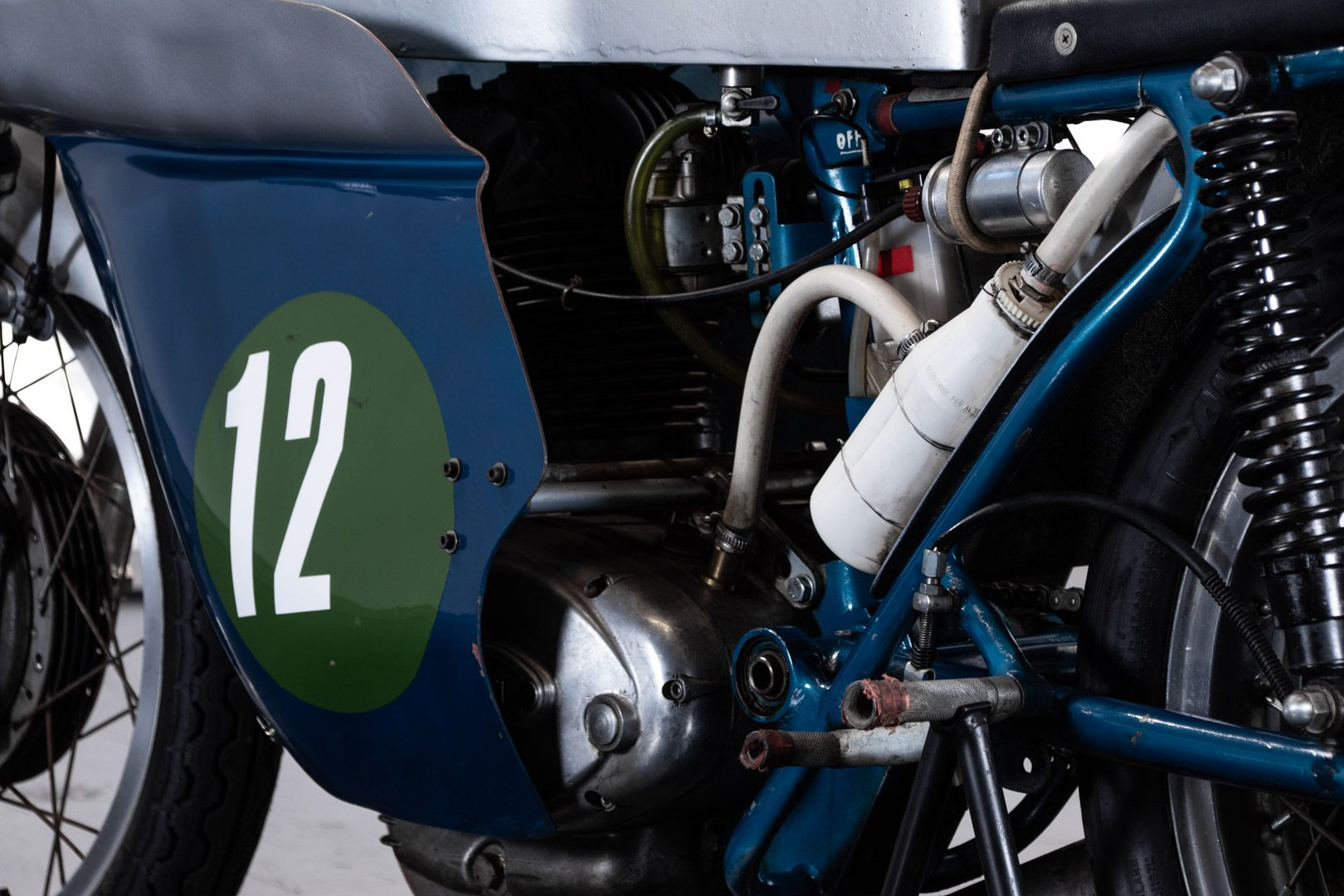 1960 Ducati Mach 1 Corsa NCR 82198