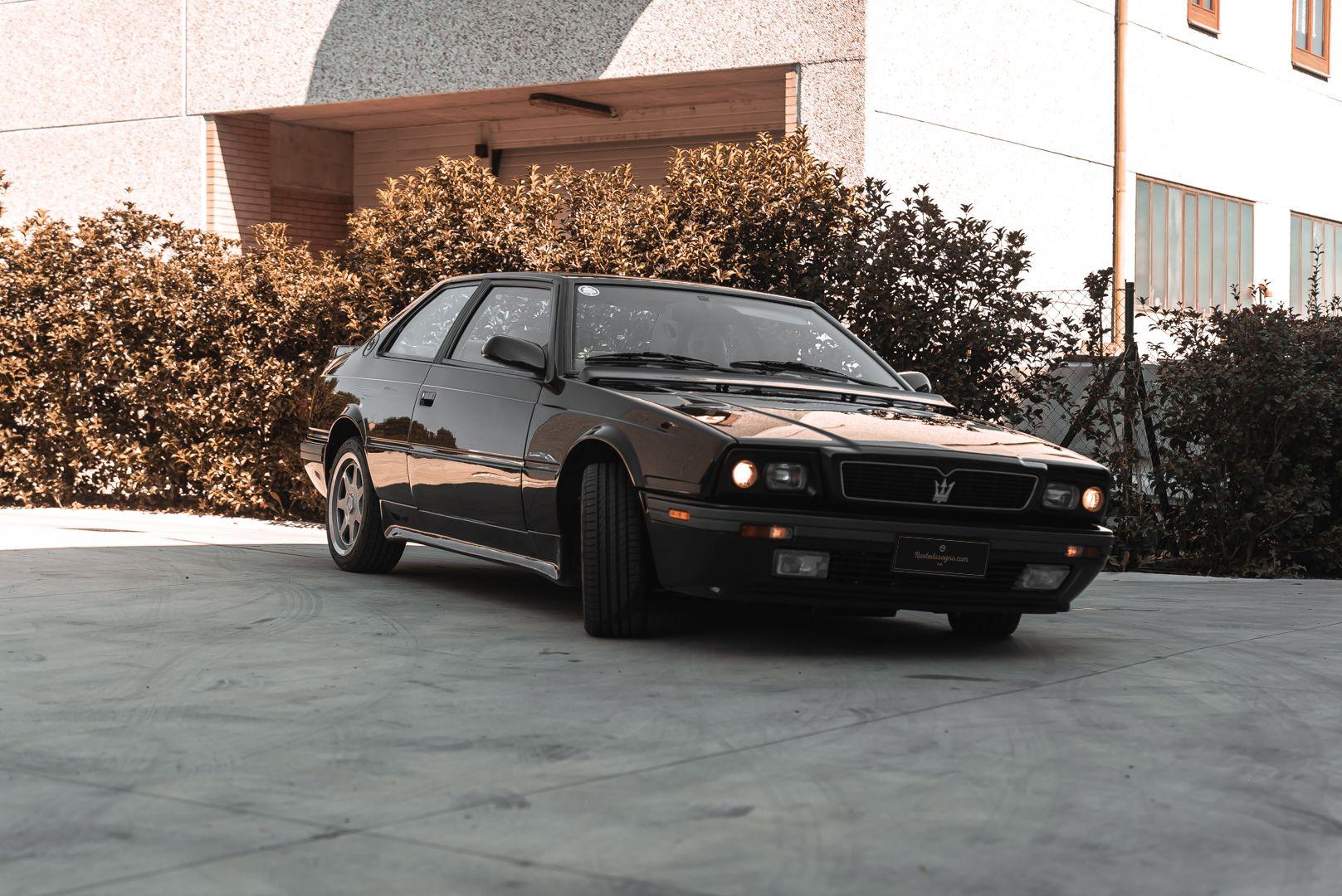 1989 MASERATI BITURBO 2.24V 82005