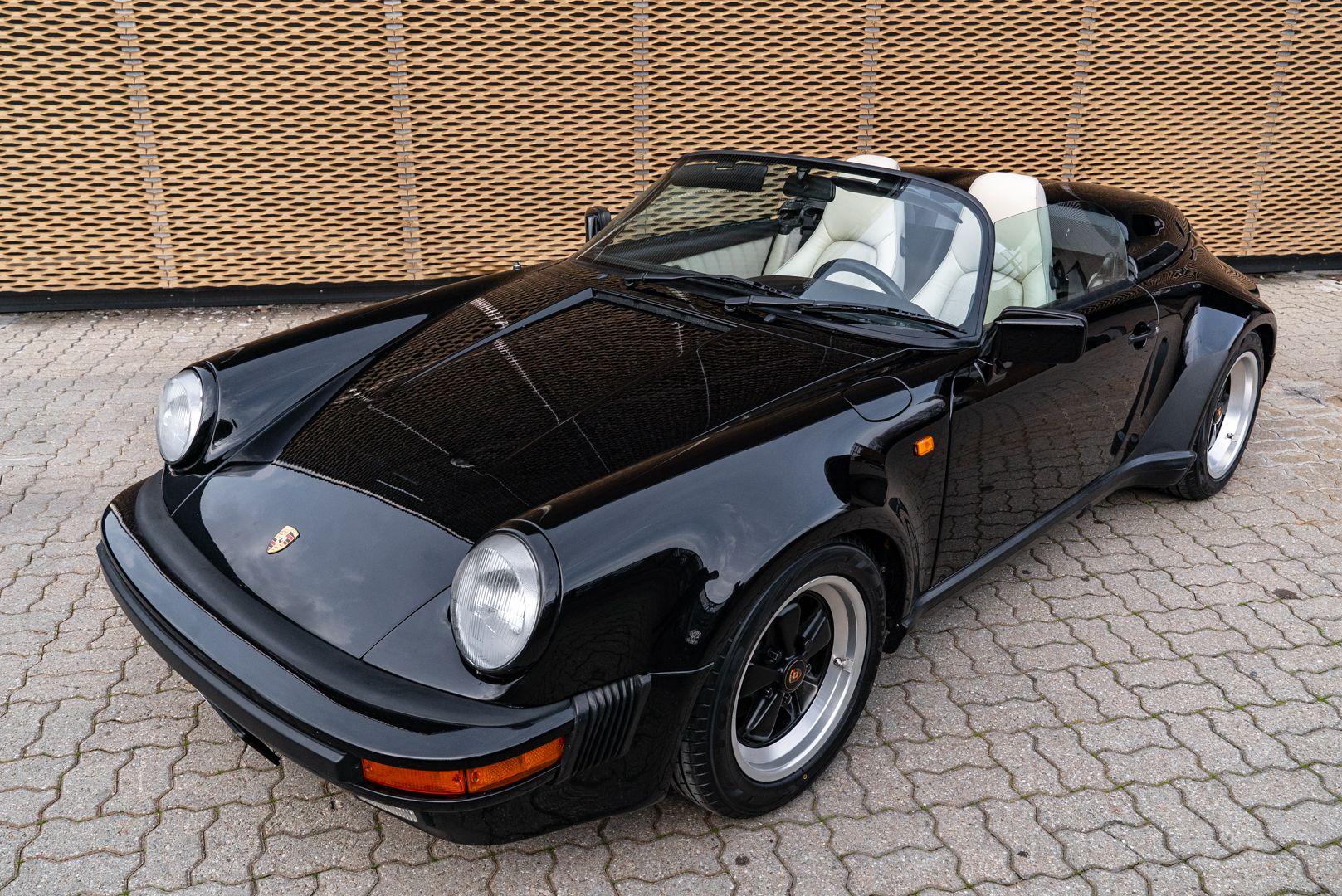 1989 Porsche 911 Speedster Turbo Look 63271