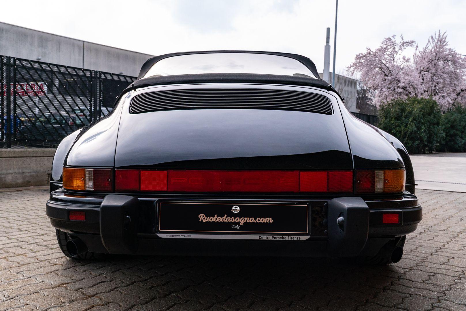 1989 Porsche 911 Speedster Turbo Look 63278
