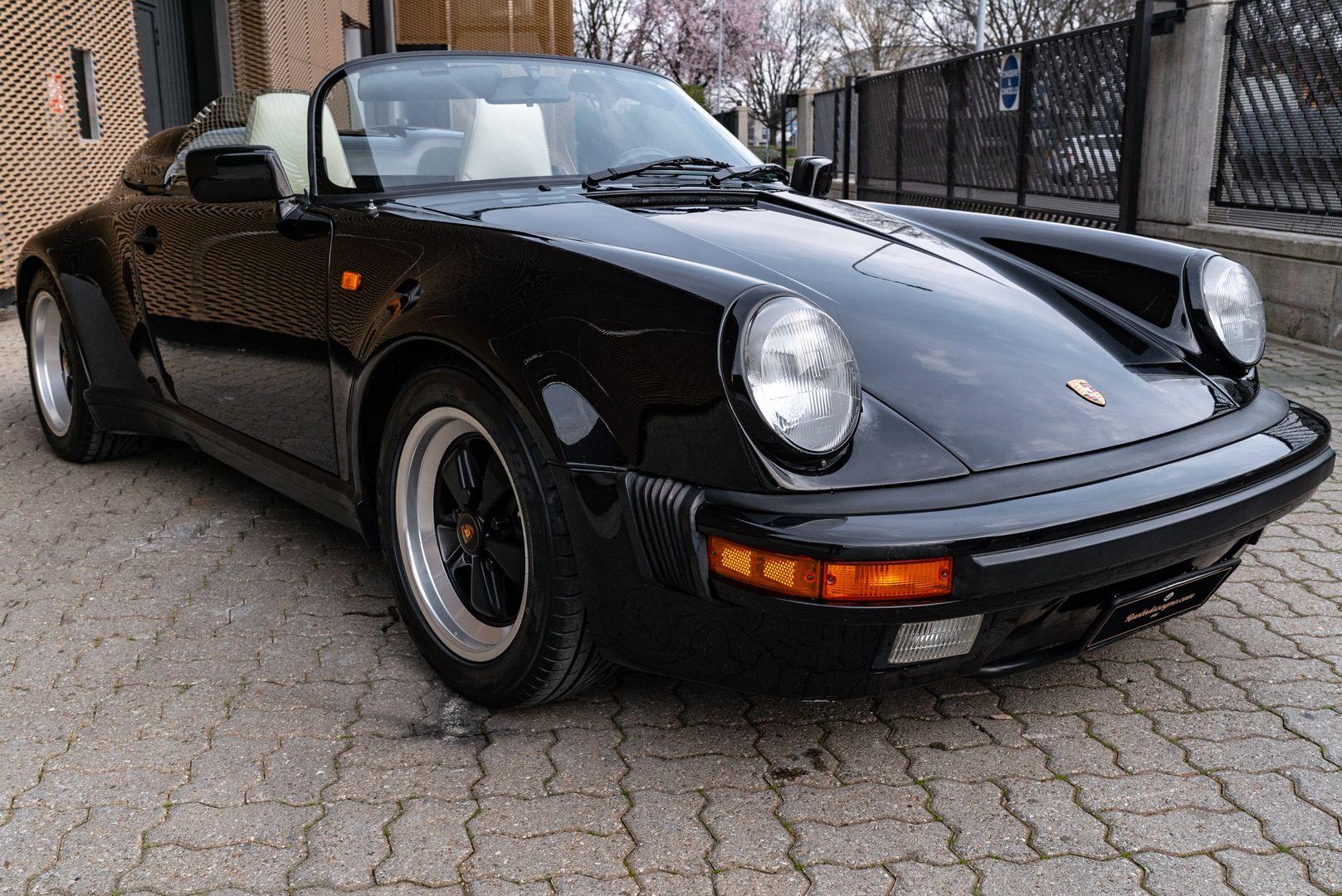 1989 Porsche 911 Speedster Turbo Look 63272