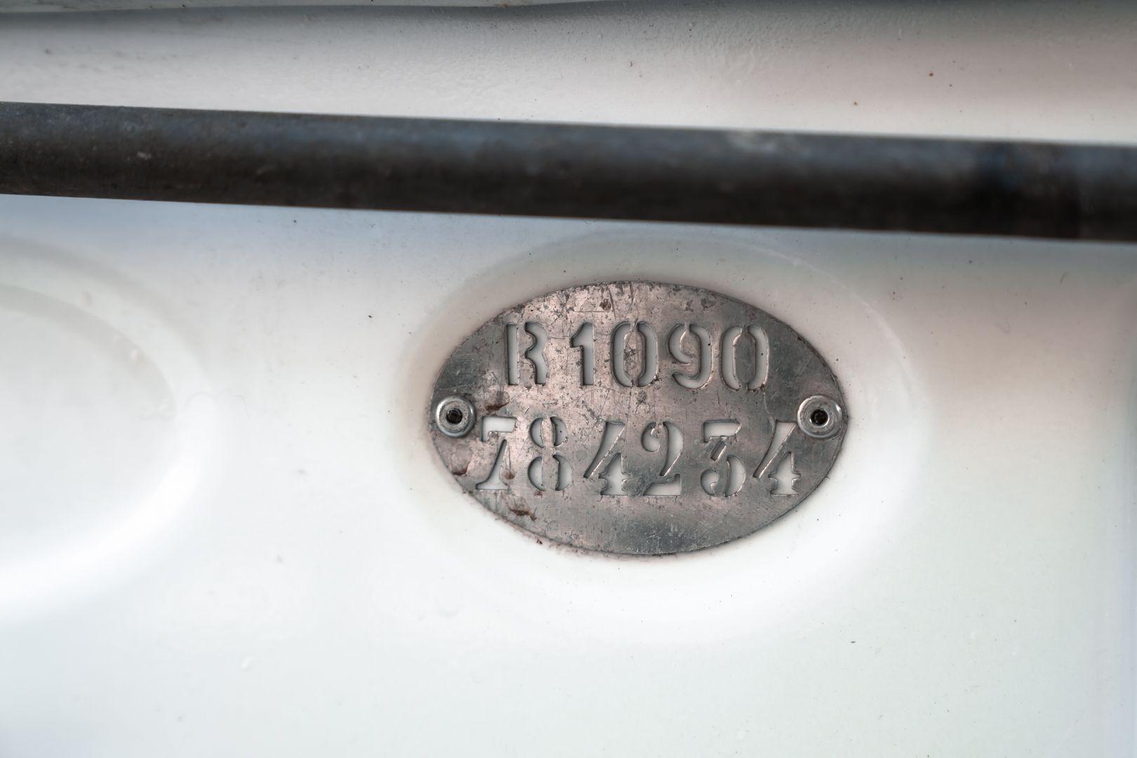1959 Renault Dauphine Gordini 69832