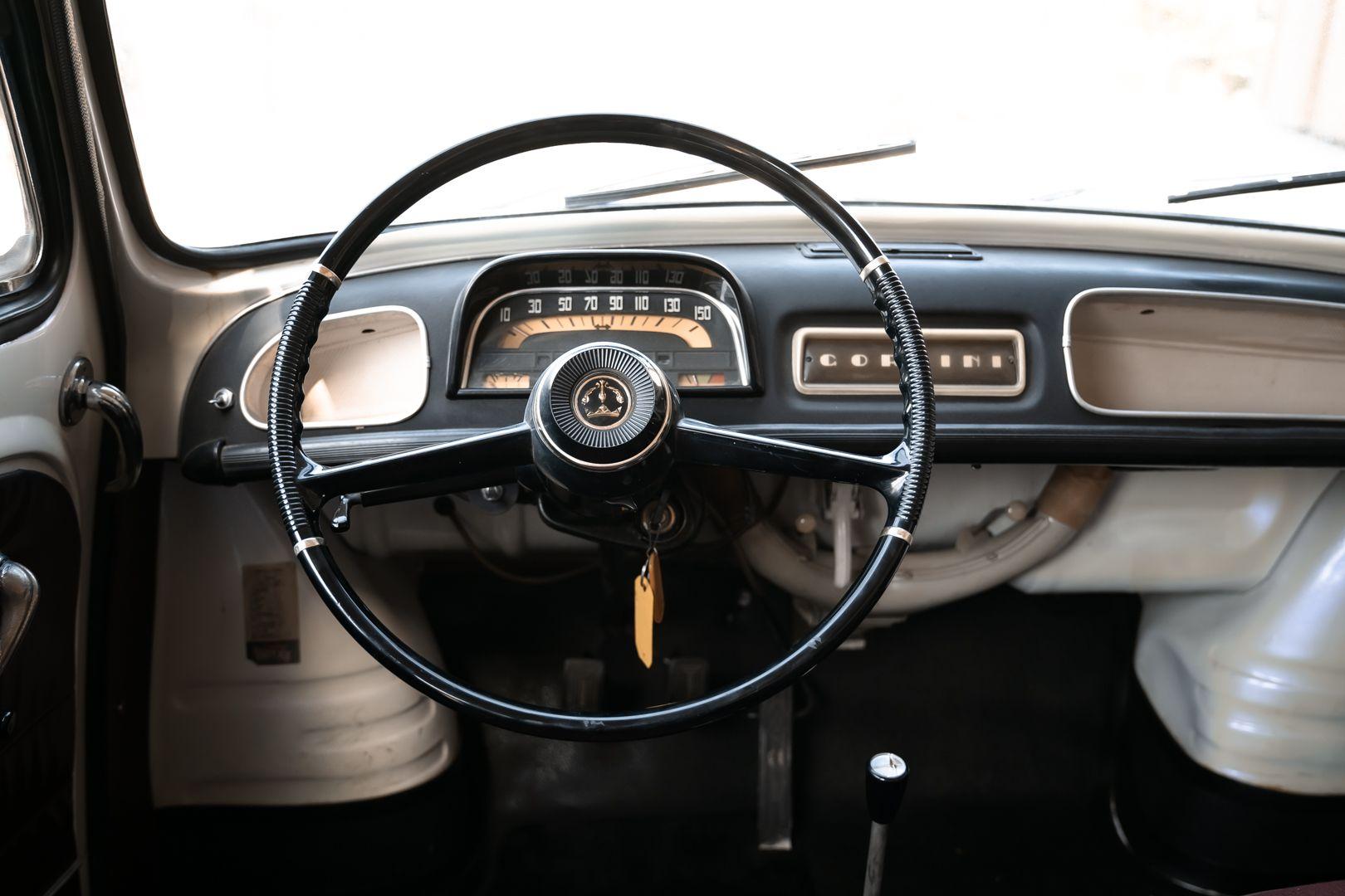 1959 Renault Dauphine Gordini 69836