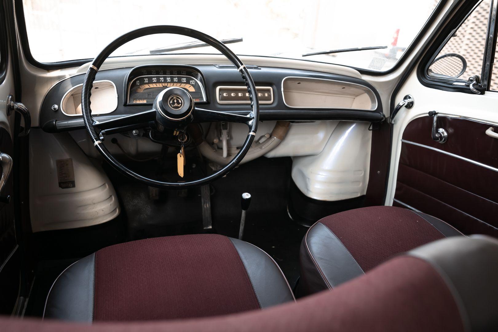 1959 Renault Dauphine Gordini 69834