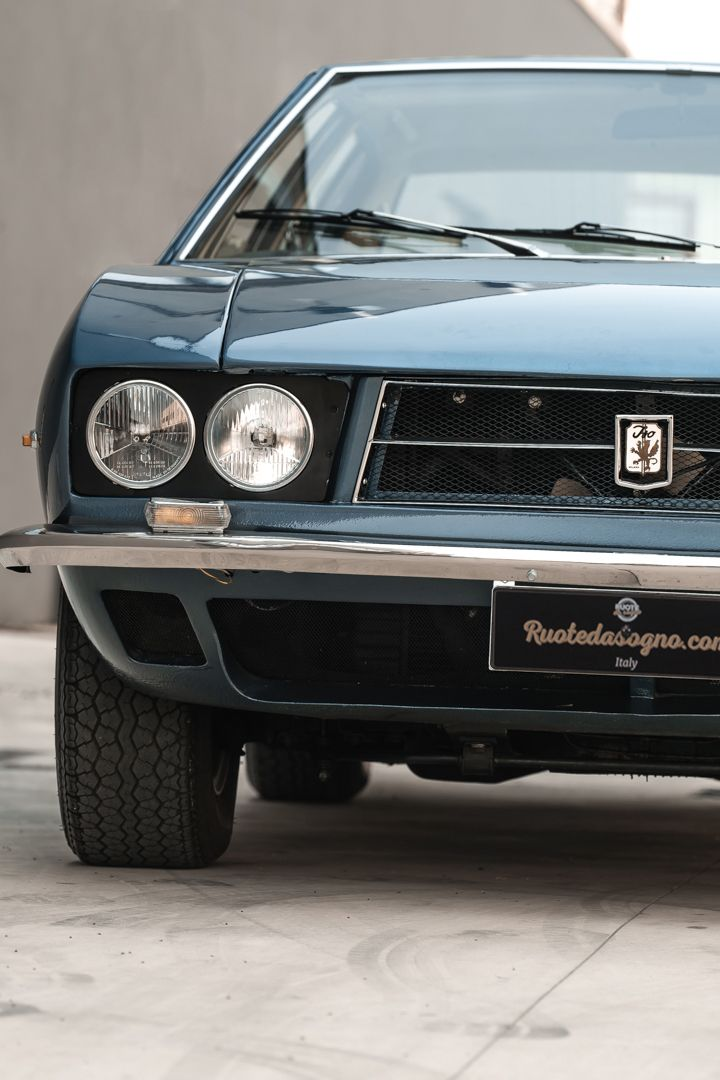 1972 Iso Rivolta Fidia 76772