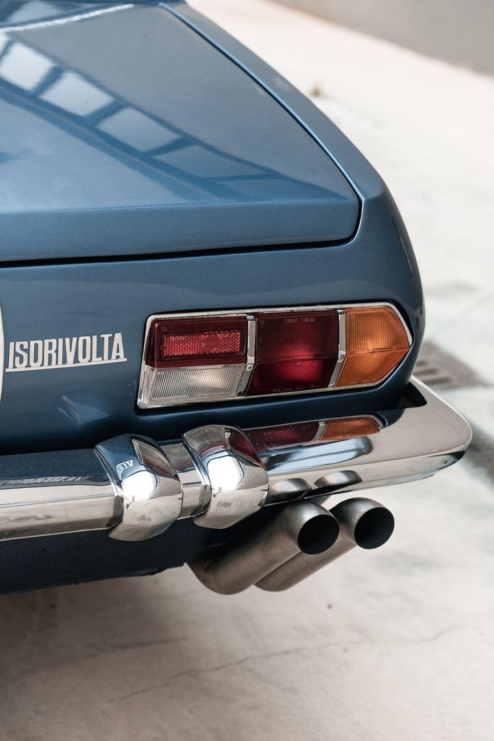 1972 Iso Rivolta Fidia 76786