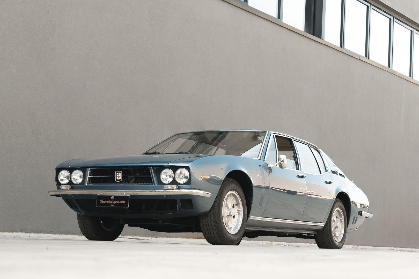 1972 Iso Rivolta Fidia 76767