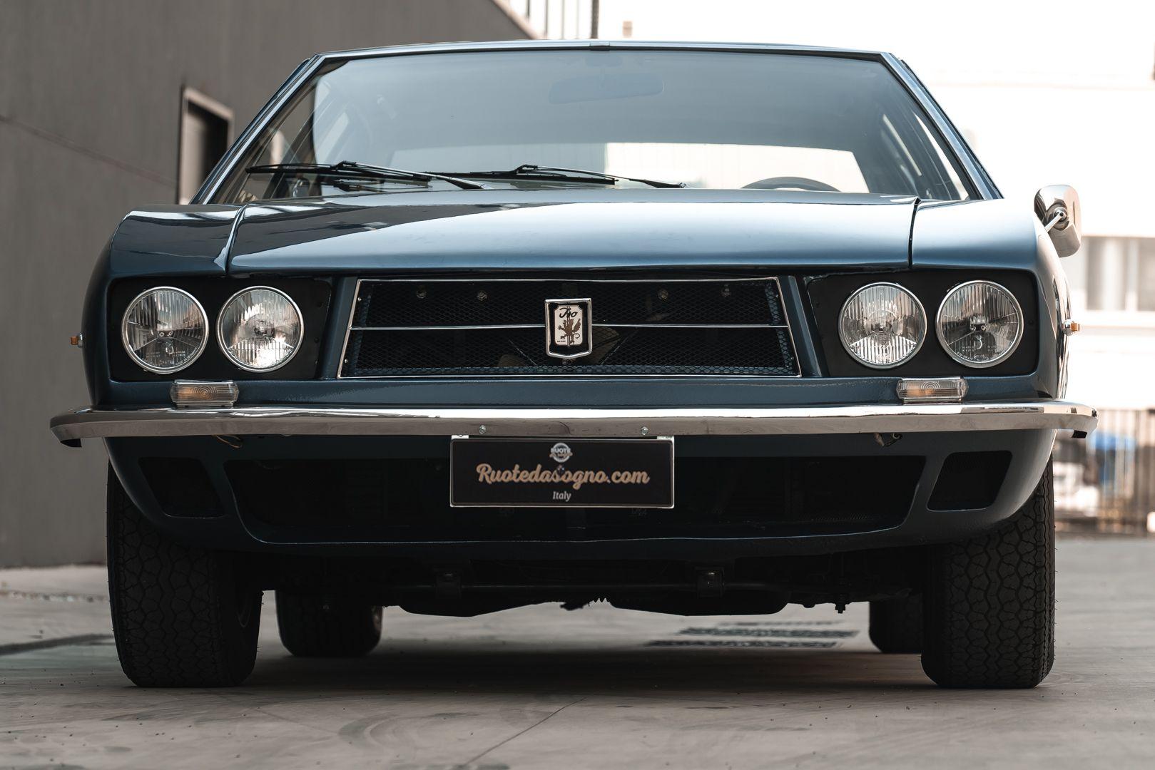 1972 Iso Rivolta Fidia 76771