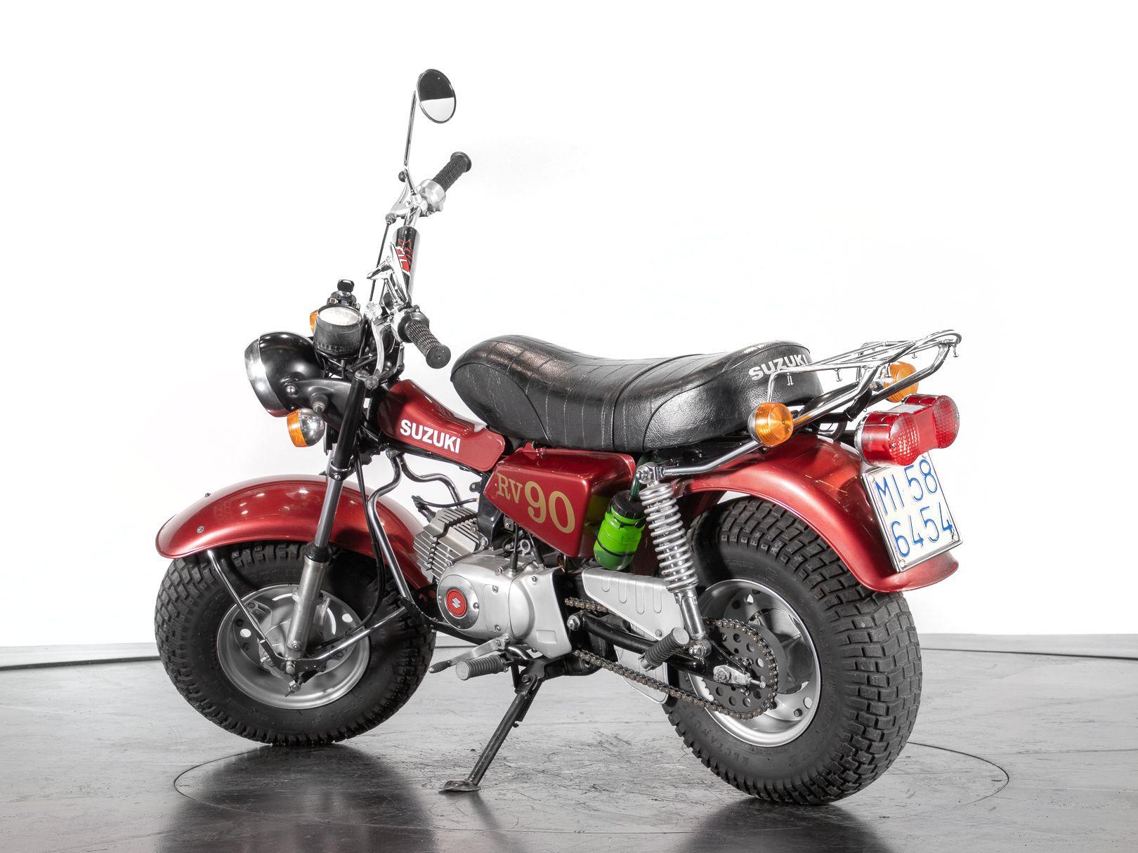 1979 Suzuki RV 90 50563