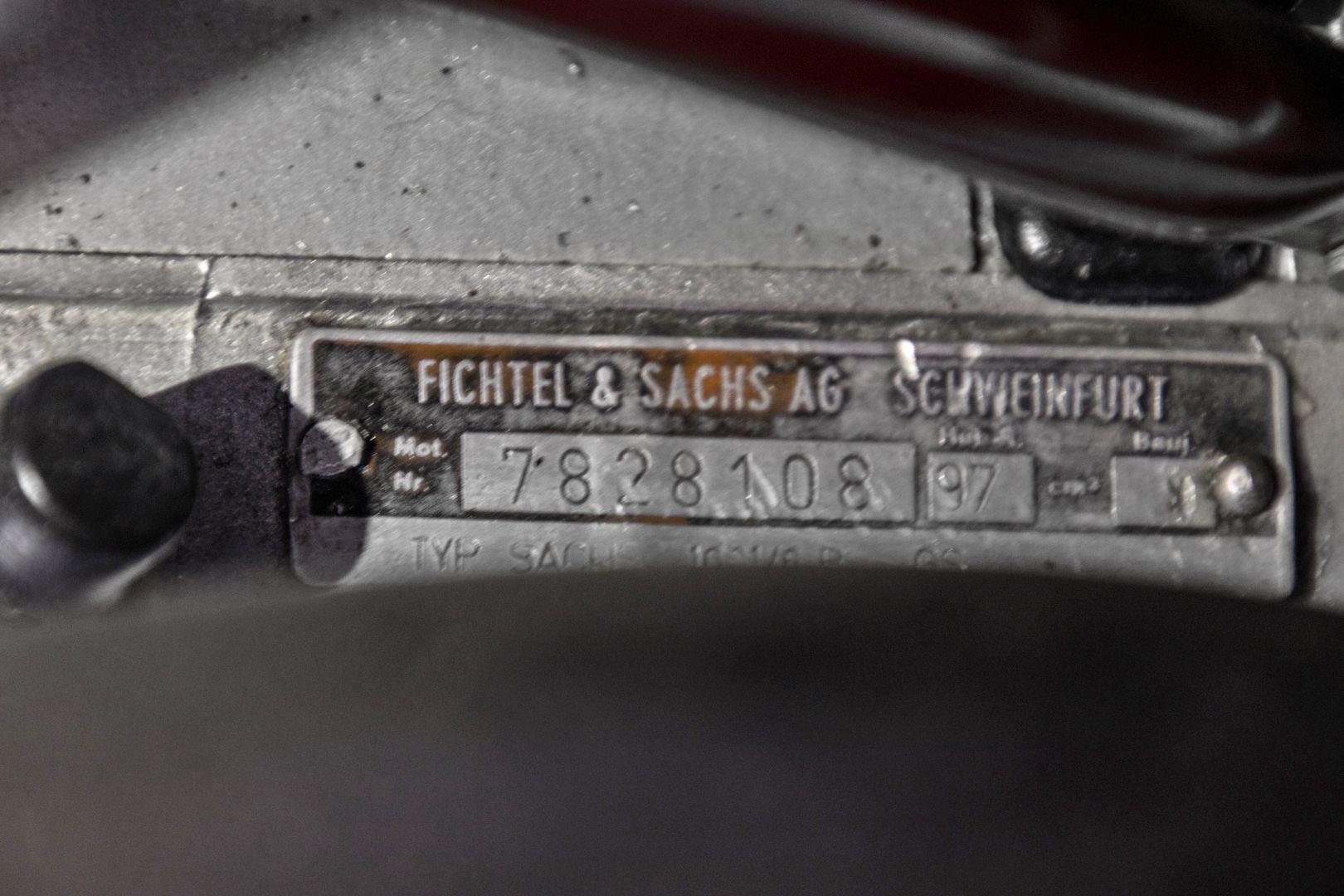 1972 SWM 100 Six Days 38267