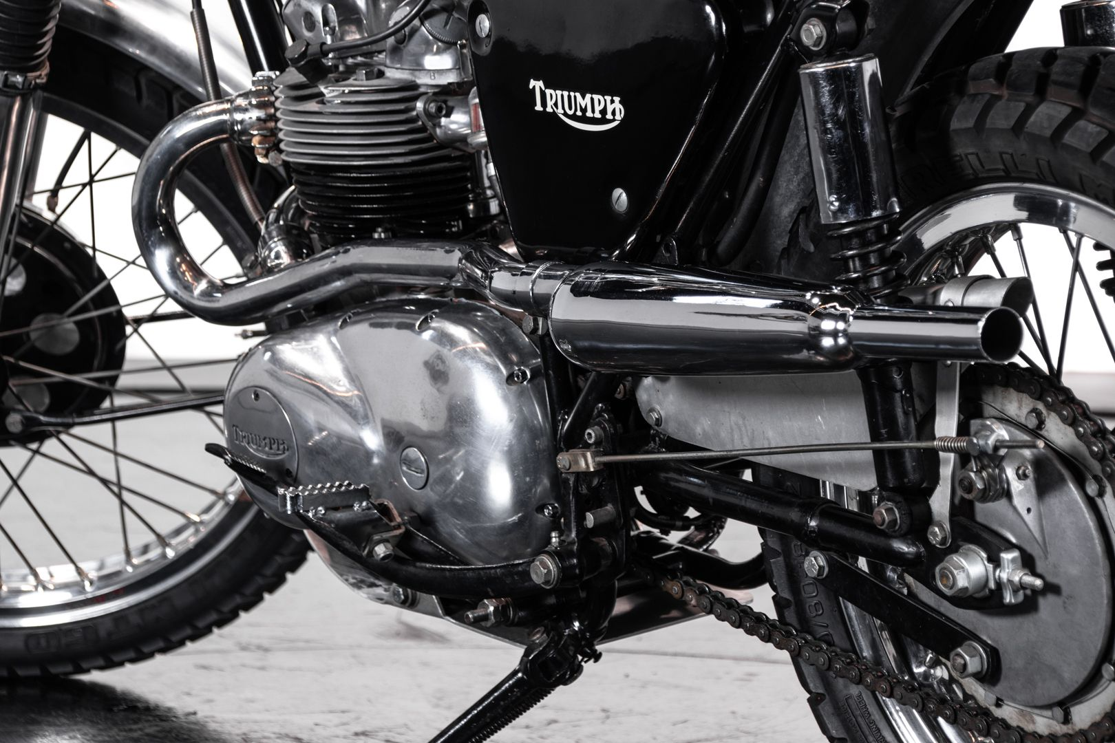 1970 Triumph TRIBSA 500 69912